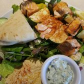 Zoes Kitchen Salmon Kabob zoes kitchen - 61 photos & 66 reviews - mediterranean - 2175 e