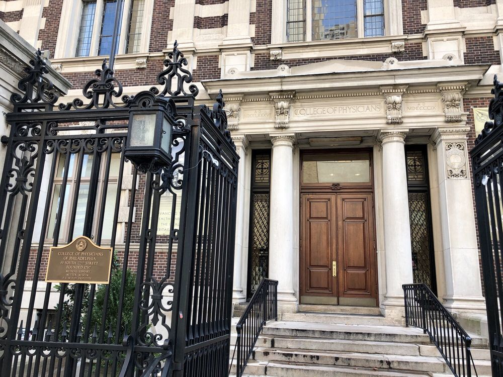 The Mütter Museum in Fall - Yelp