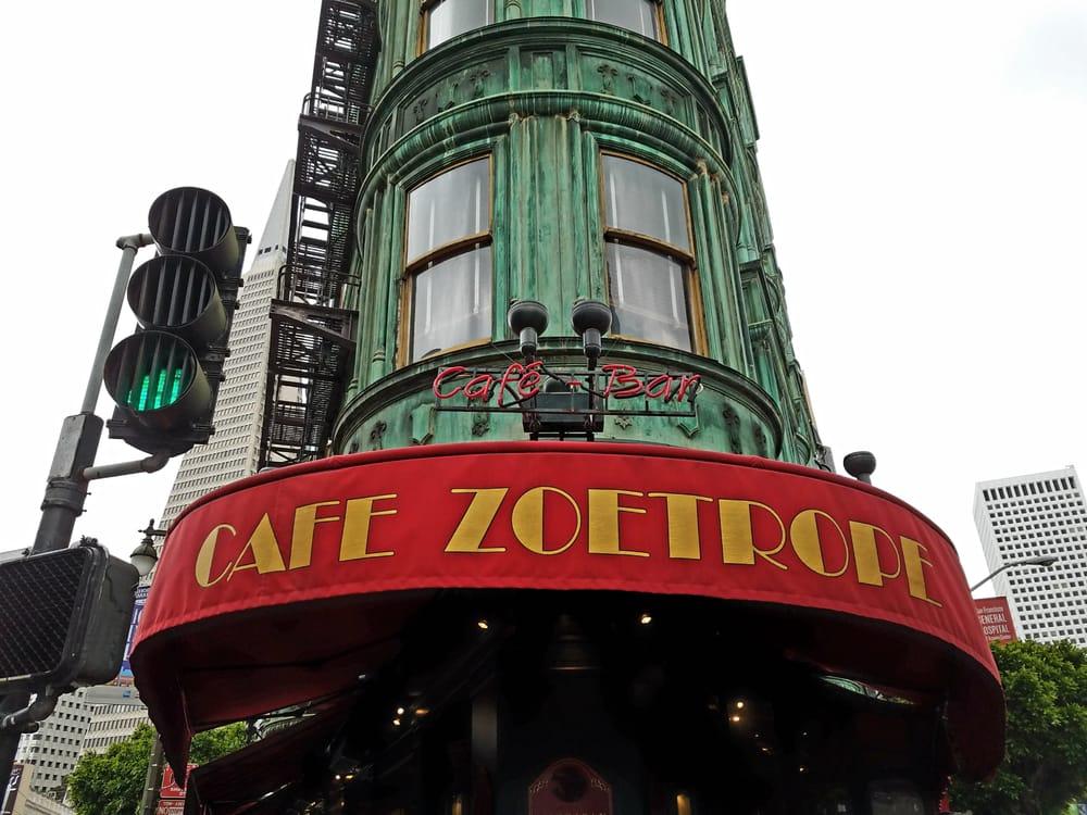 Cafe Zoetrope San Francisco Ca