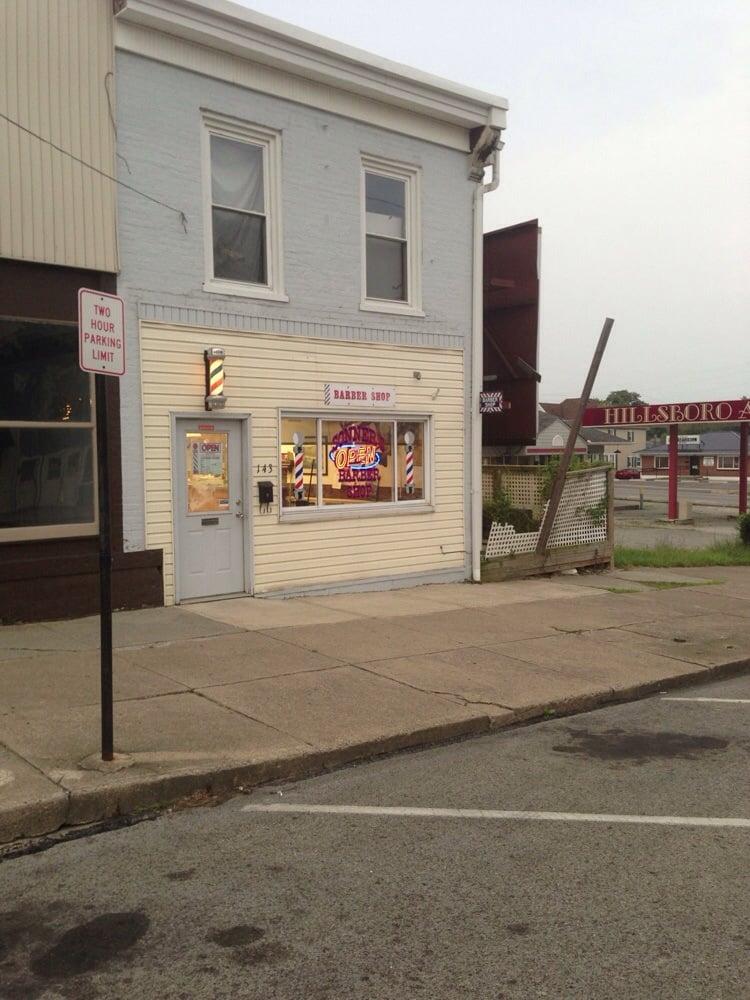 Sonner's Barbershop: 143 W Main St, Hillsboro, OH