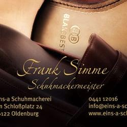55d5efae29 Foto zu eins-a Schuhmacherei Simme - Oldenburg, Niedersachsen, Deutschland