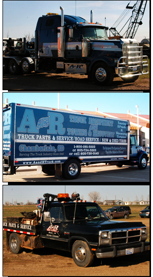 A & R Truck Equipment: 2040 E King Ave, Chamberlain, SD
