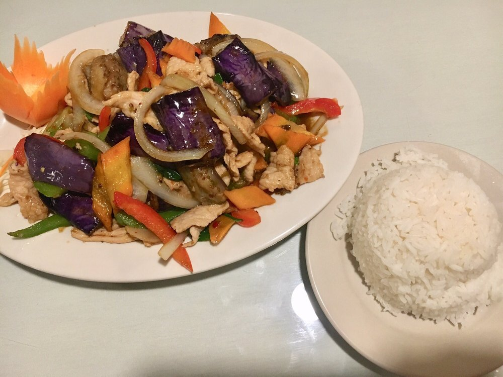 Simply Asian: 1337 East Dixie Dr, Asheboro, NC