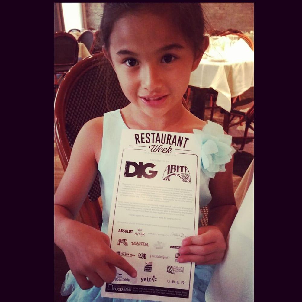 Dig Baton Rouge Restaurant Week