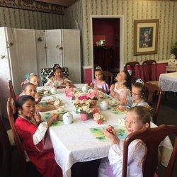 Lisa Rose Doll House Tea Room