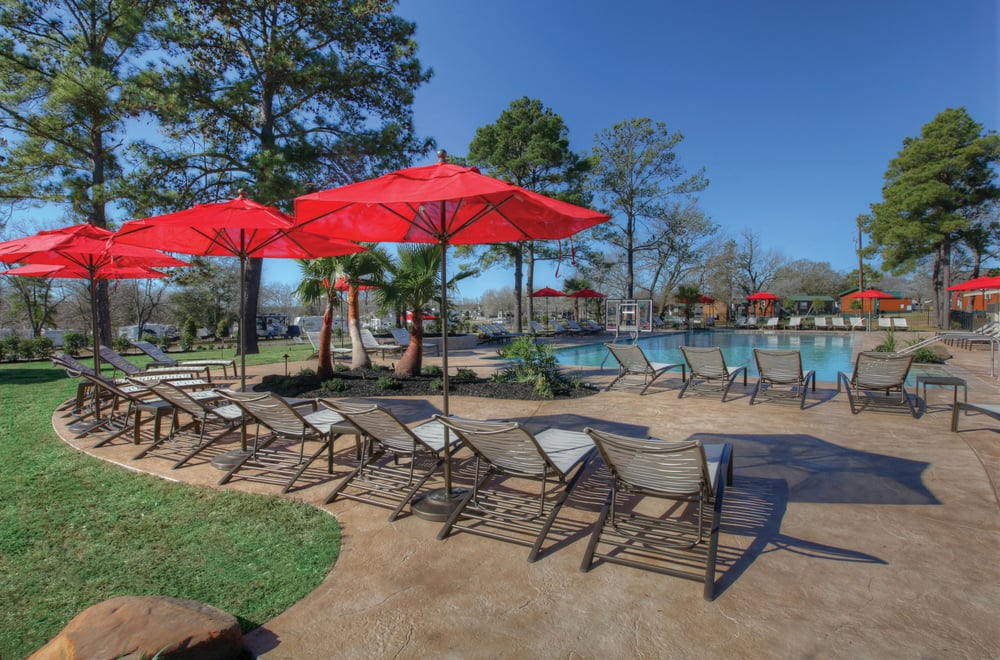 The Benefits Of Using Rv Parks Conroe