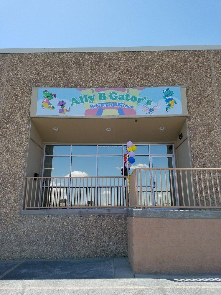 Ally B Gator's: 11210 Armour Dr, El Paso, TX