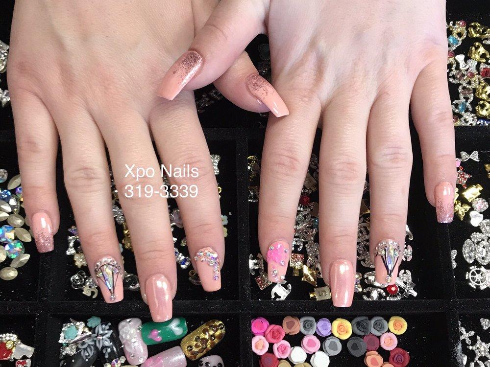 Xpo Nails: 1150 Dana Dr, Redding, CA