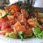 King poke 594 photos 534 reviews poke 2366 pacific for Fish me poke menu