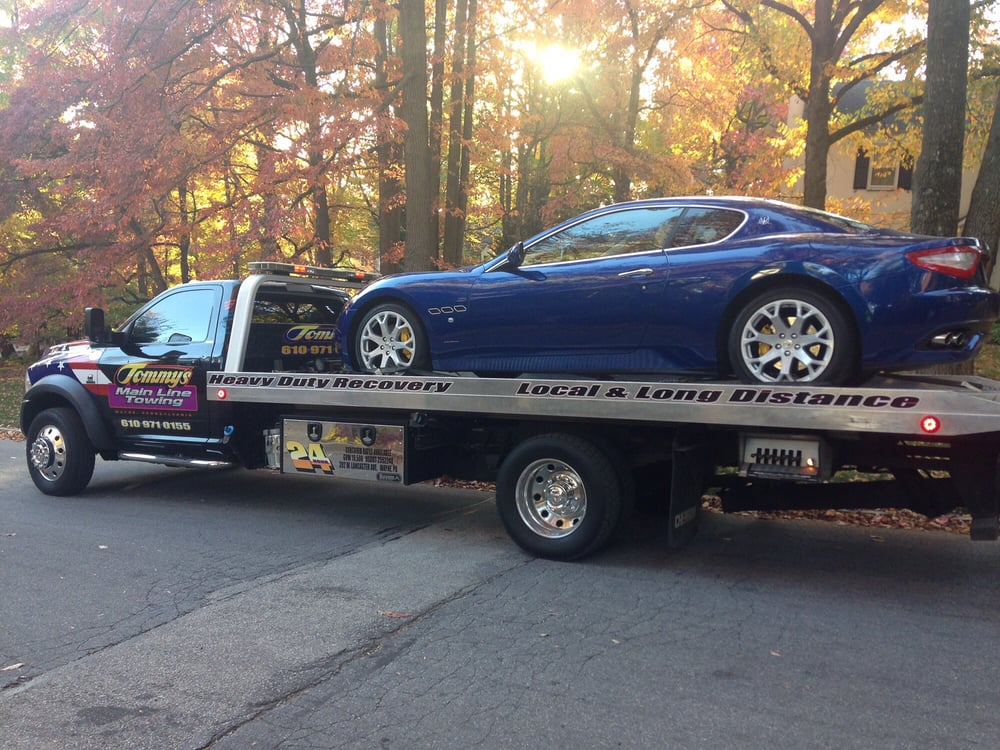 Towing business in Upper Merion, PA