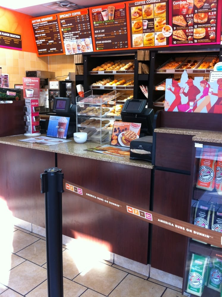 Photos For Dunkin Donuts Yelp