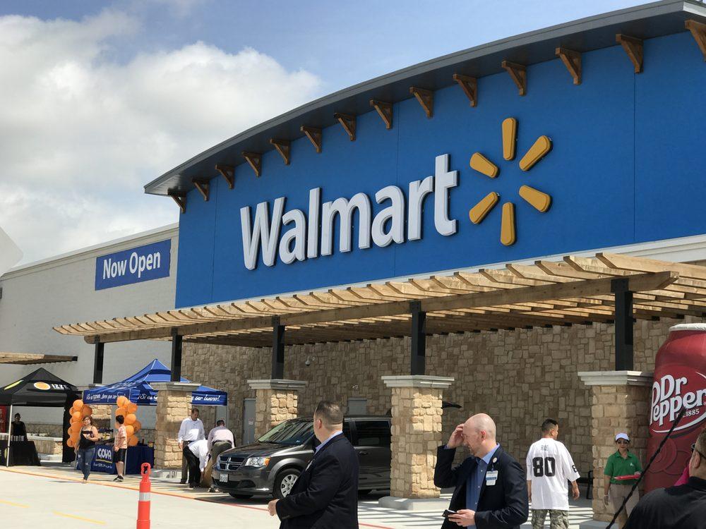 Walmart Supercenter - 19 Photos & 25 Reviews - Grocery - 22850