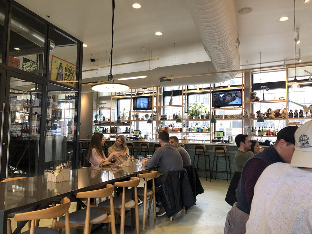 Hoof Hearted Brewery & Kitchen