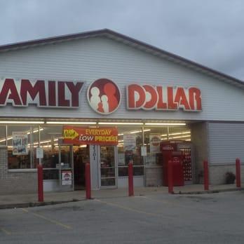 Family Dollar Store Department Stores 2301 Lake St Algoma Wi