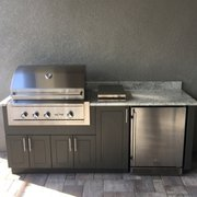 Soleic Outdoor Kitchens - 37 Photos & 12 Reviews - Cabinetry - 3605 ...