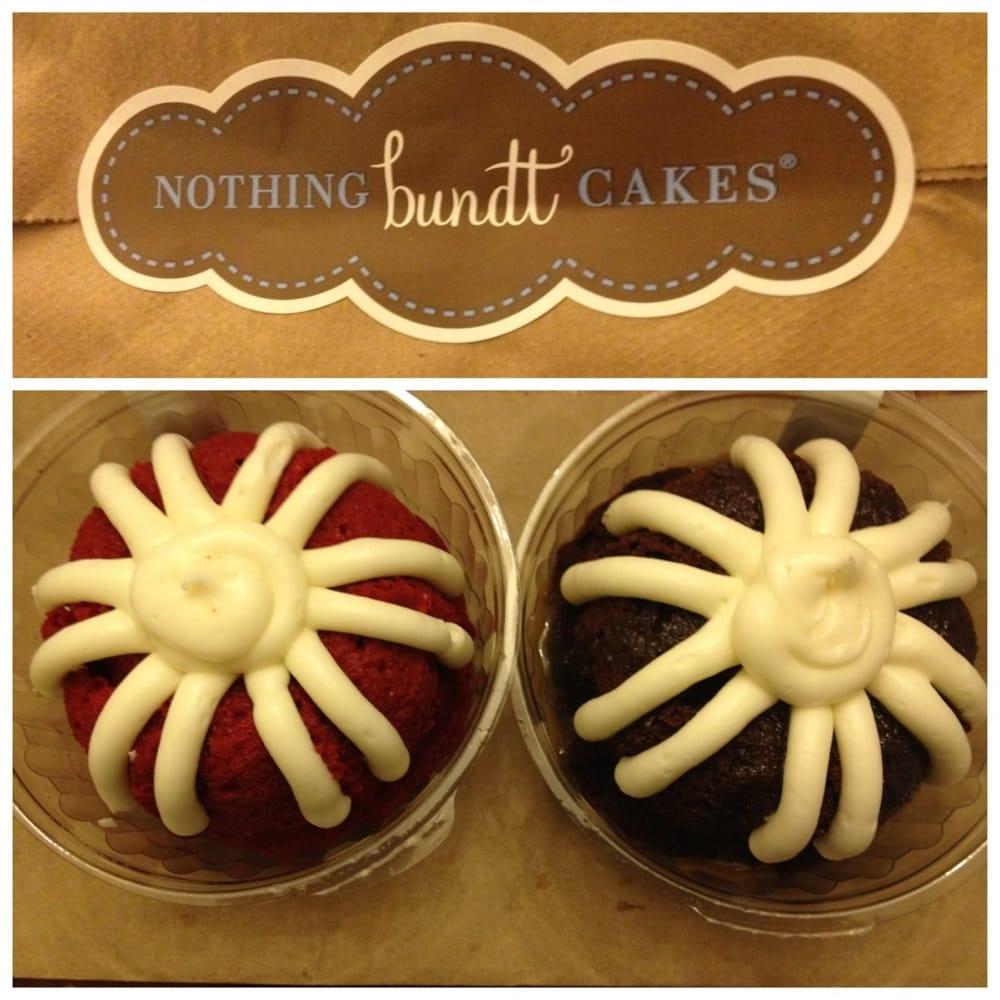 Nothing Bundt Cakes Red Velvet