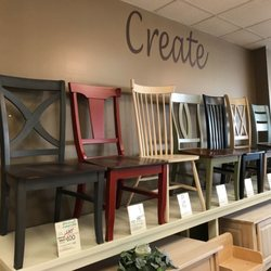 Photo Of Woodcraft Furniture   Cincinnati, OH, United States. A Few Chairs  We