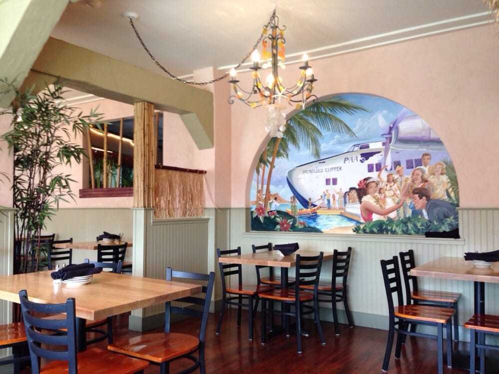 Inside yelp for Flying fish bar and grill