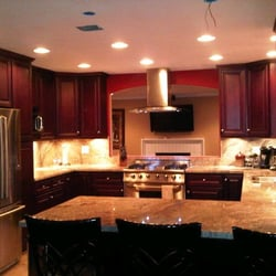 Masterpiece Kitchen Remodel 24 Photos Contractors 412 E D