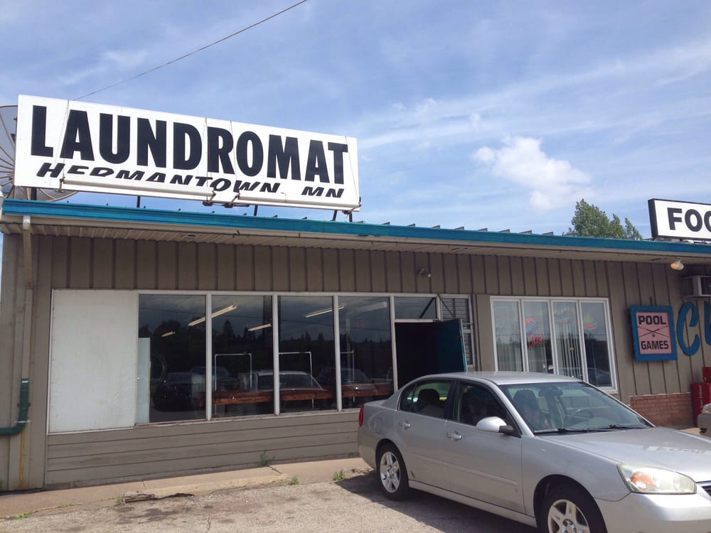 king coin laundromat: 4865 Frontage Rd, Hermantown, MN