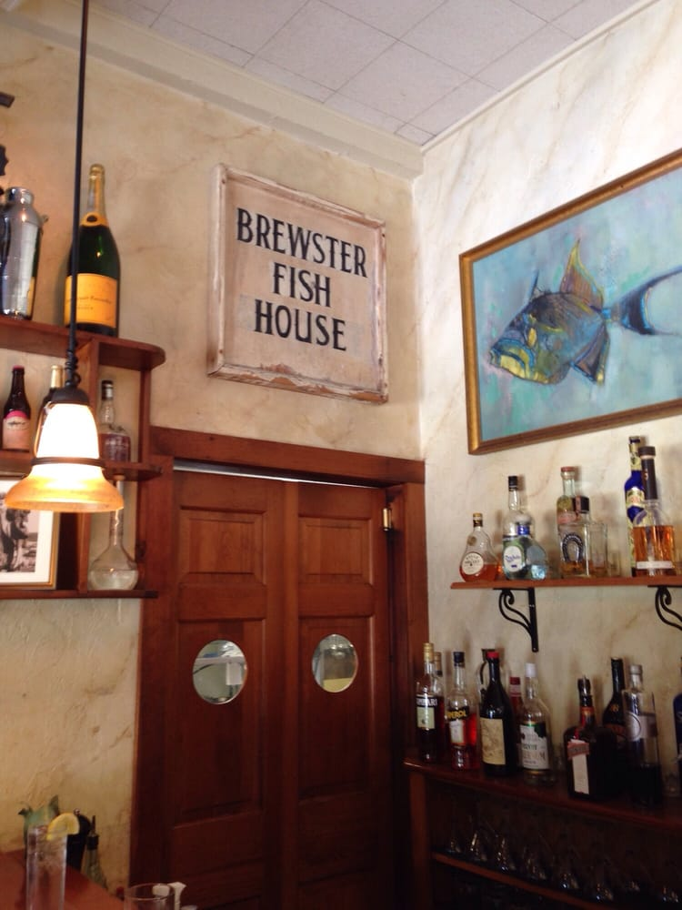 Brewster Fish House - 59 Photos & 169 Reviews - Seafood ...