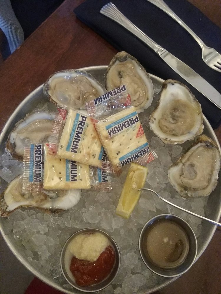 Chesapeake bay oyster appetizer yelp for Mitchell s fish market pittsburgh
