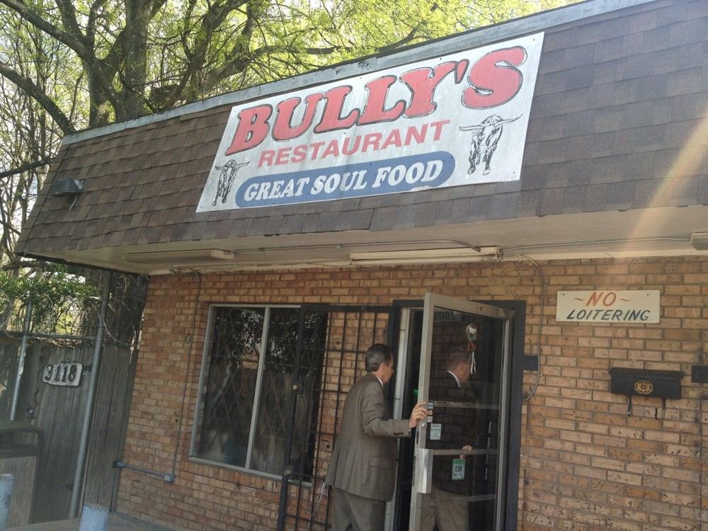 Bully S Restaurant Jackson Ms