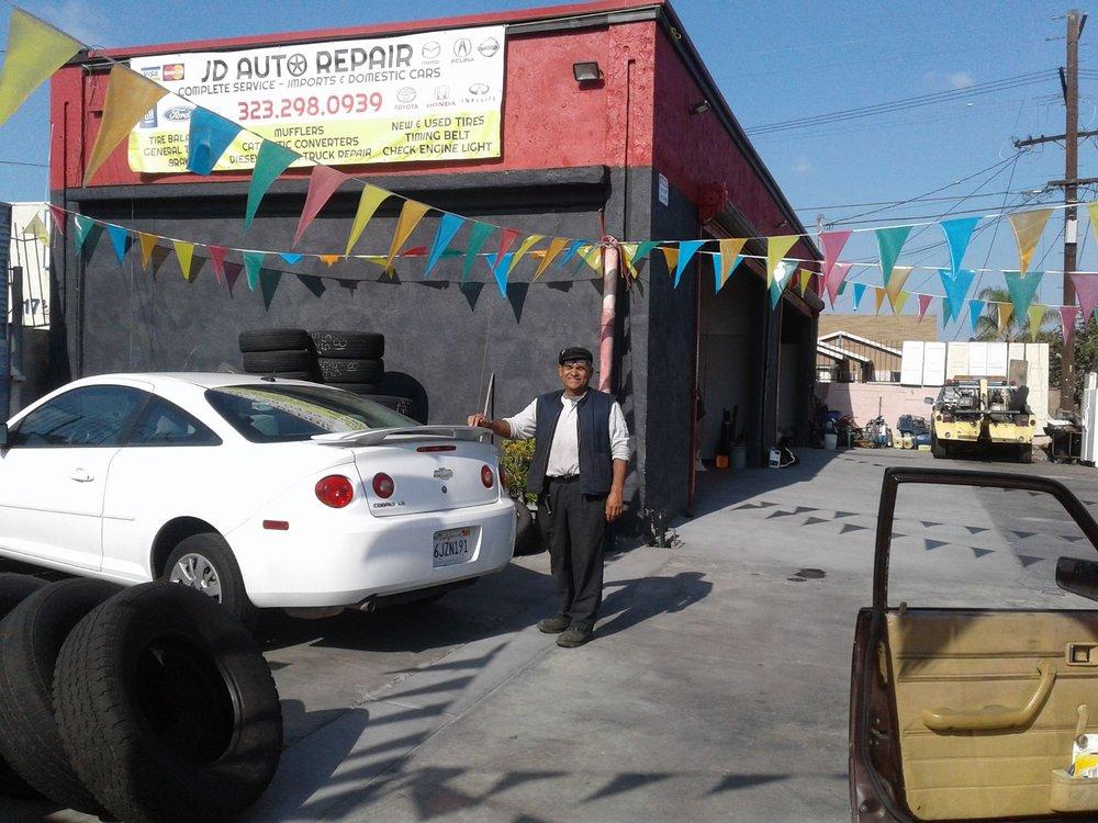J.D. Auto Repair: 2512 W 54th St, Los Angeles, CA