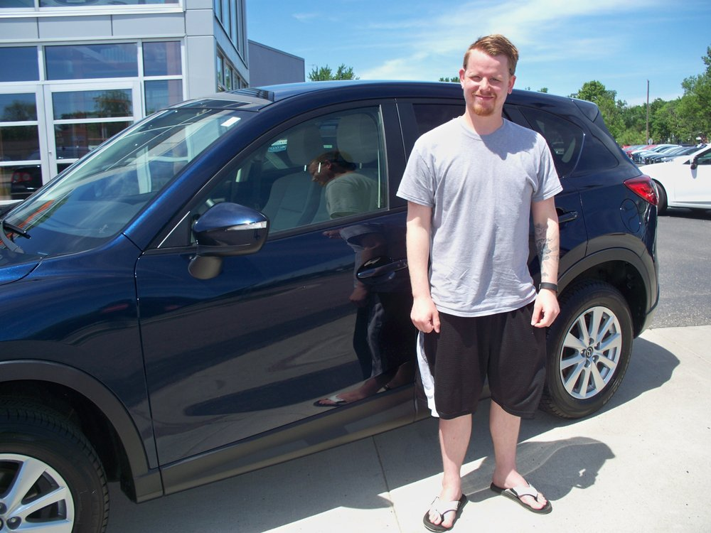 chris stob with a certified pre owned 2016 mazda cx 5 yelp. Black Bedroom Furniture Sets. Home Design Ideas