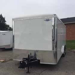 Photo of American Storage Units - Grayling MI United States & American Storage Units - 11 Photos - Trailer Dealers - 6659 M 93 Hwy ...