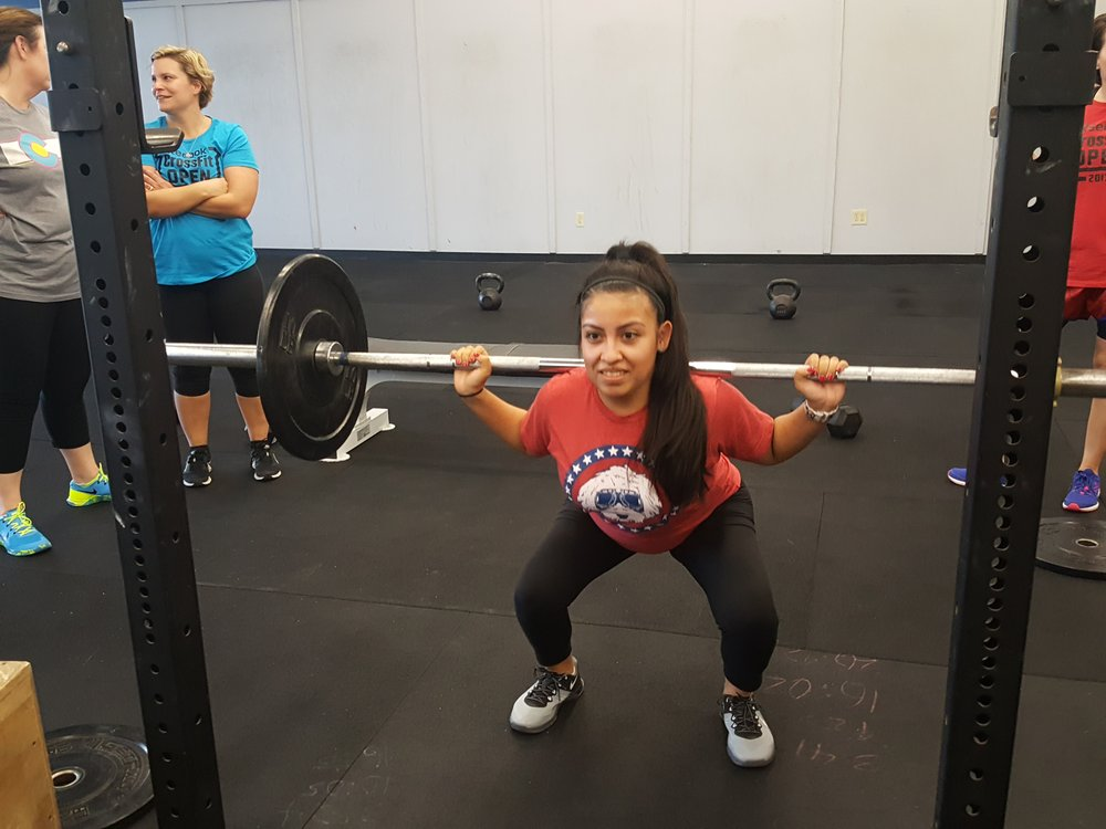 CrossFit Alpha 1 Athlete: 2963 W 15th St, Plano, TX
