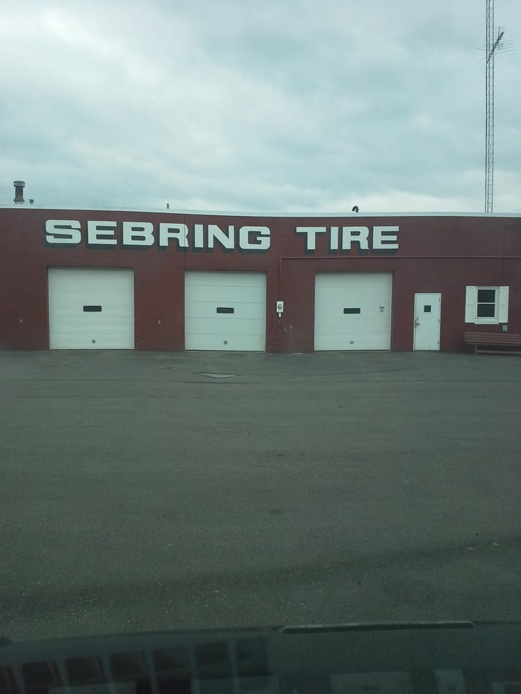 Sebring Tire & Towing Inc: 10 N 12th St, Sebring, OH