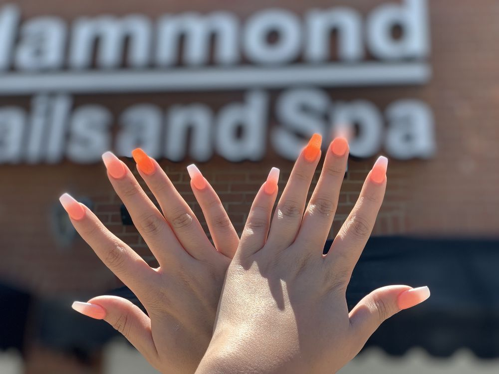Hammond Nails and Spa: 4279 Roswell Rd NE, Atlanta, GA
