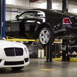 Superb Photo Of Rusnak Service Center   Jaguar Maserati Bentley Rolls Royce    Pasadena, CA