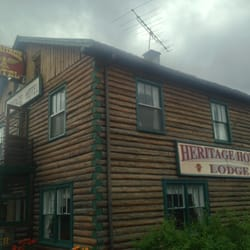 Photo Of Heritage Hotel Lodge Homer Ak United States The Outside