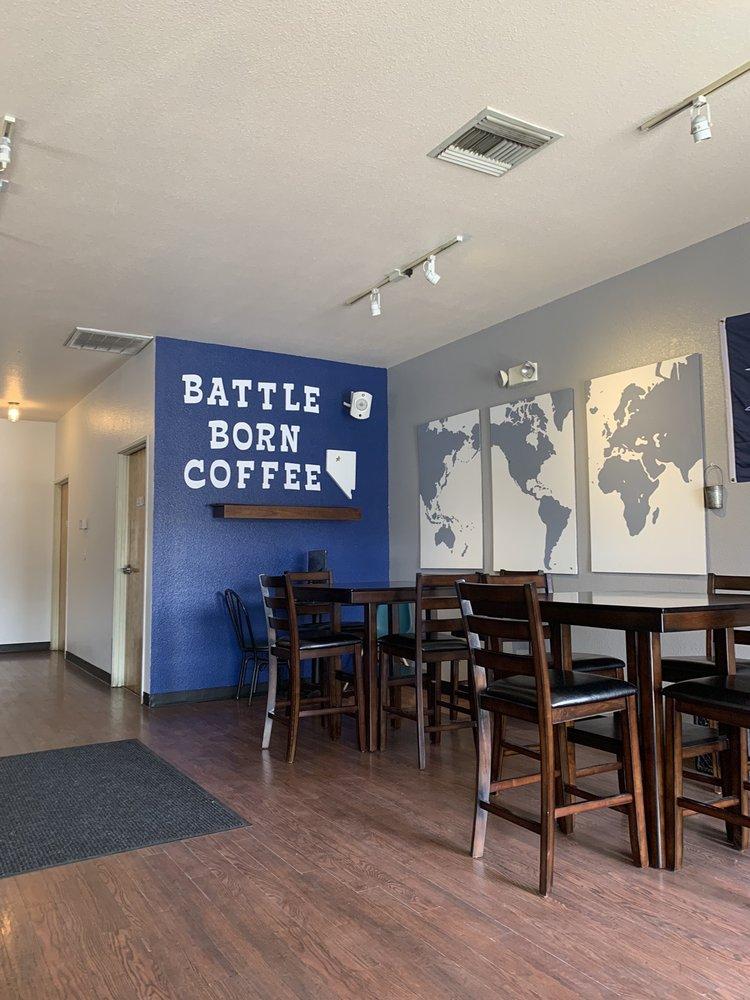 Battle Born Coffee Shop: 508 W Winnemucca Blvd, Winnemucca, NV