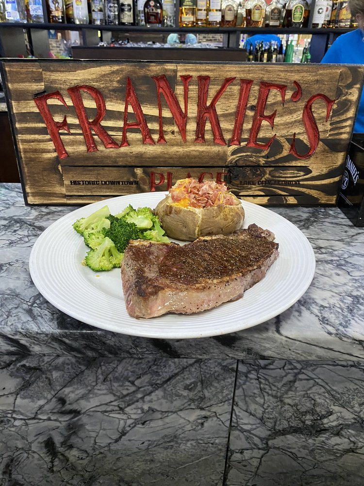 Frankie's Place: 297 N Marion Ave, Lake City, FL
