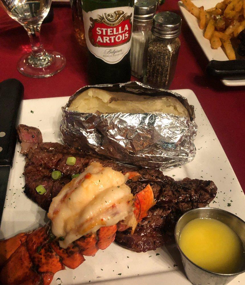 Prime Steakhouse: 232 W Main St, Falconer, NY