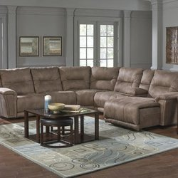 Charmant Photo Of Coleu0027s Furniture   Piketon, OH, United States. Catnapper Reclining  Sectional With
