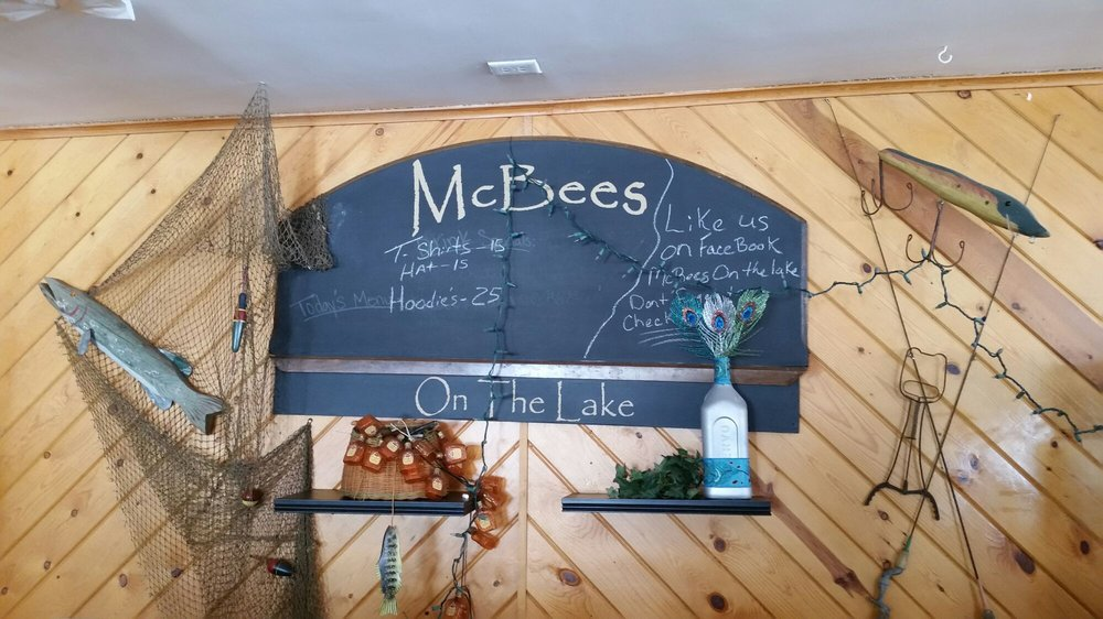 McBees On The Lake: 2198 Hwy 47, Ogilvie, MN