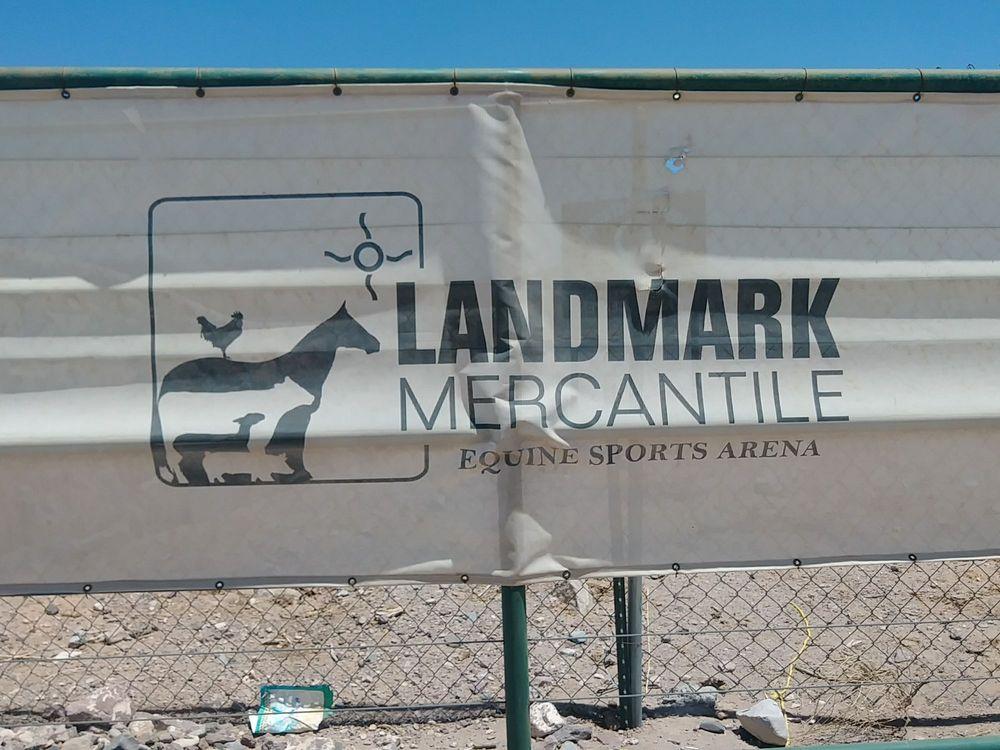 Landmark Mercantile: 12000 Stern Dr, Las Cruces, NM