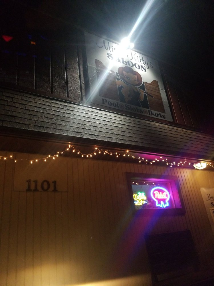 Miss Kitty's Saloon: 1101 E Grant Hwy, Marengo, IL