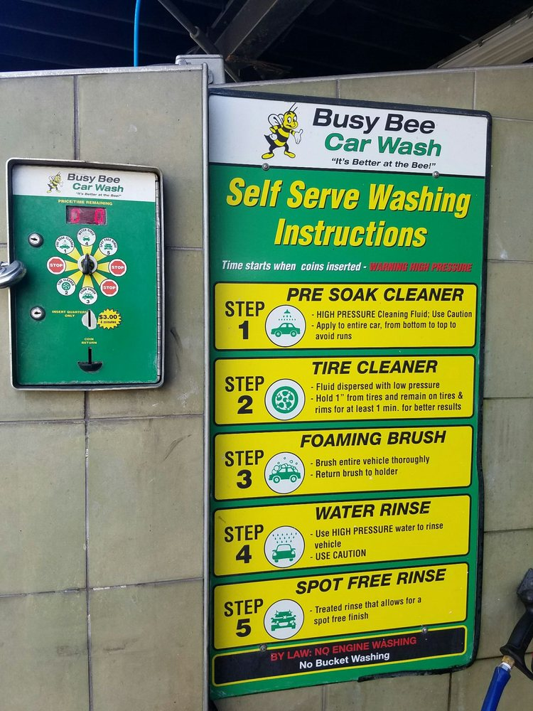 Photo Of Busy Bee Car Wash Miami Fl United States Self Service