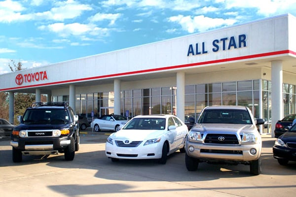 Photo Of Walker Toyota   Alexandria, LA, United States. All Star Toyota Of