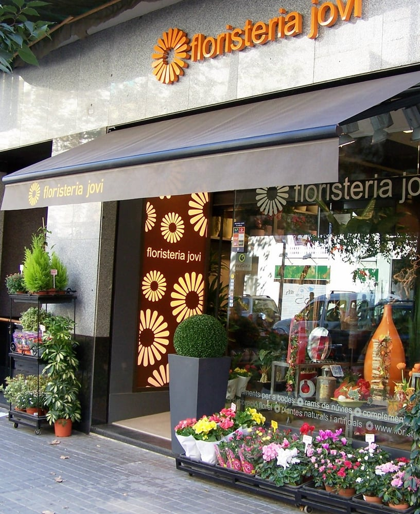 Jovi viveros y jardiner a carrer de val ncia 666 for Viveros barcelona