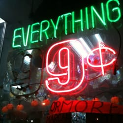 Photo Of 99 Cents Or Less