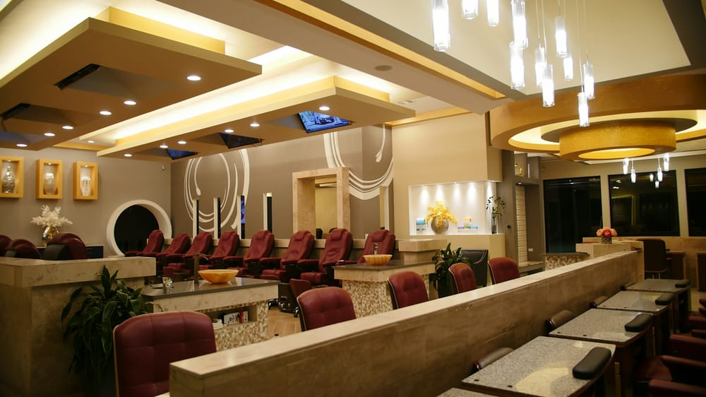 Posh Spa And Lounge Waco Tx