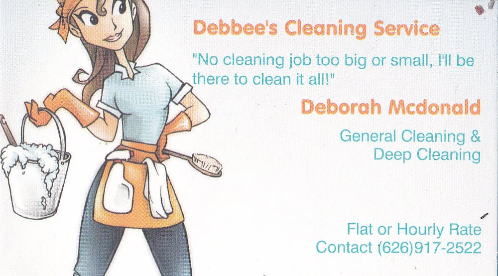 Debbees Housekeeping - Home Cleaning - 1766 Lang Ave, West Covina ...