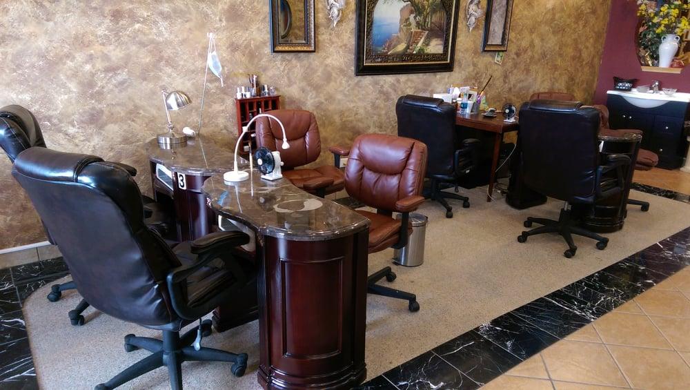 Ziza Nail Spa - 13 Reviews - Nail Salons - 472 Illinois 47, Sugar ...