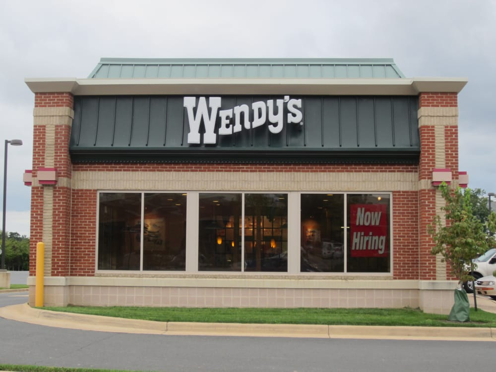 Wendy's: 43195 Broadlands Ctr Plaza, Ashburn, VA